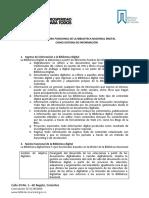 Estructura Biblioteca Digital
