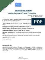 Informe de seguridad No_ #201-2019