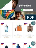 Perfumes de Hombres