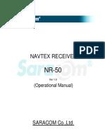 NR50 User Manual