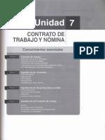 3-CONTRATO DE TRABAJO Y NOMINA