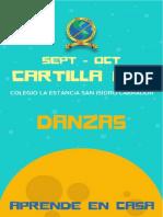 CARTILLA N°4 - SÉPTIMO - DANZAS
