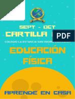 CARTILLA N°4 - SÉPTIMO - EDUCACIÓN FÍSICA
