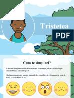 Emotii - Tristetea - Prezentare PowerPoint.ppt