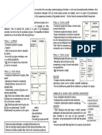 Romanian Bullet Journal Reference Guide
