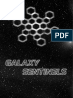 Galaxy Sentinels