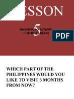 LESSON-5-Sining-turo-21st-century-playpptx