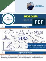Biología Sesión 2 Bioquímica i