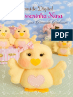 Apostila Passarinha Nina