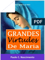 Grandes virtudes de Maria