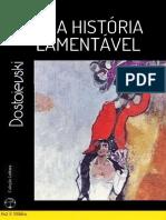 Uma História Lamentável by Dostoiévski