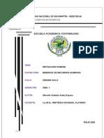 Informe La Motivacion Humana RR.HH.docx