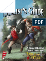 Honor+Intrigue - The Duelist's Guide