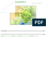 Etat Des Routes Département Du Gard 19 Sept 2020 à 20h45