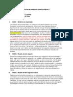 RESOLUCIÓN DE CASOS DE DERECHO PENAL ESPECIAL I