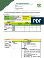 INFORME DE TRABAJO REMOTO DE SECUNDARIA-CIENCIA Y TECNOLOGIA