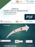 Sesión 02 - Elaboración de informe académico
