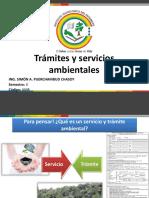 Generalidades Trámites y servicios ambientales