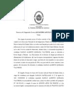 Ponencia TSJ Voto salvado aalanamiento morada