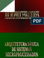 Microcontroladores I - Arquitetura Básica
