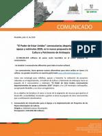Boletin-_30_de_julio_convocatoria_ElPoderDeEstarUnidos