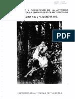 N. G. Salmina y O. G. Filimonova Diagnóstico y corrección de la actividad voluntaria en la edad preescolar y escolar.