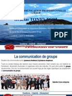 COMMUNICATION DE GROUPE.pptx