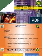 ALEACCIONES NO FERROSAS (1)