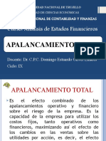 CLASE 03.- APALANCAMIENTO TOTAL