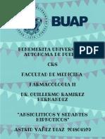 ANSIOLITICOS Y SEDANTES. RESUMEN. ASTRID YAÑEZ DIAZ.docx