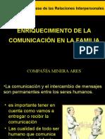 comunicacion COMPAÑIA MINERA ARES