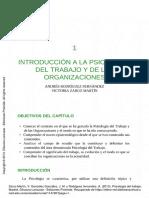 Psicología del trabajo.  Pp 14 – 23.