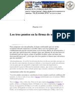 LOS TRES PUNTOS EN LA FIRMA DEL MASON(1)