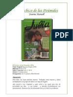 Joanna Mansell - El Hechizo De Las Pirámides