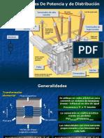 Transformadores de Potencia y Distribución