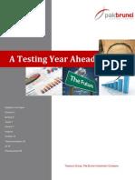 PBIC-Pakistan Credit Strategy 2011
