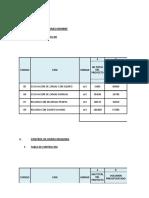 3) CONTROL DE OBRA - CALCULOS