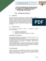 01.0 ESTUDIO DE TRAFICO
