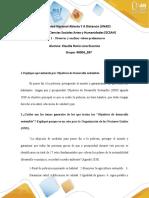 Paso 1 - Observar y analizar vídeos preliminares_Claudia Lora_grupo 387_6 Septiembre_2020