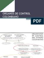 Organos del control Colombiano