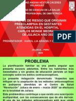 TESIS_FACTORES DE RIESGO QUE ORIGINAN_KAROL_LIAss.ppt