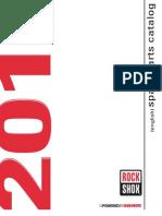 2011 RockShox SPC_Rev A (Rev A price list)