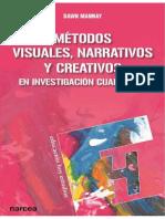 Métodos Visuales, Narrativos y Creativos en Investigación Cualitativa_Dawn Mannay (Índice)