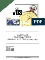 CT ADE 8.2 Training Manual