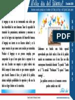 Buenos Días-Consorcio Jueves 23 de ABRIL-2020