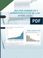 ASPECTOS JURÍDICOS Y ADMINISTRATIVOS DE LOS SINDICATOS