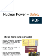 Safety_Nuclear Power
