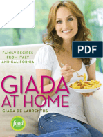 Butternut Squash Soup Recipe from Giada at Home by Giada De Laurentiis