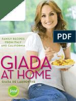 Butternut Squash Soup Recipe from Giada at Home by Giada De Laurentiis