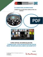 CONTENIDO CURSO FORMULACION 2020